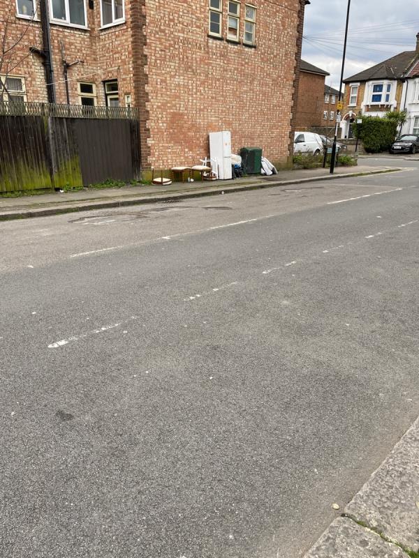 Fridge etc-15 Laleham Road, London, SE6 2HS