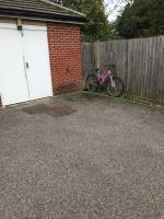 Bike been there approx 10 day believe to be stolen. Location car park Amber Gardens GU14 7DQ near parking bays 19 - 23 -15 Amber Gardens, Farnborough, GU14 7DQ