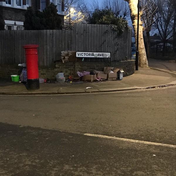 Mess -19b Grangewood Street, London, E6 1EZ