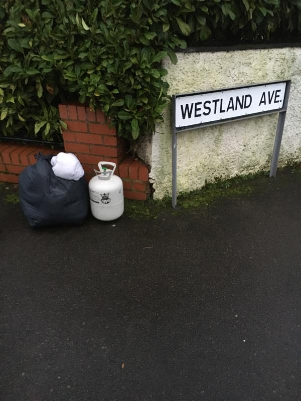 Fly tip and substance abuse-Hawverley Rupert Street, Wolverhampton, WV3 9NR