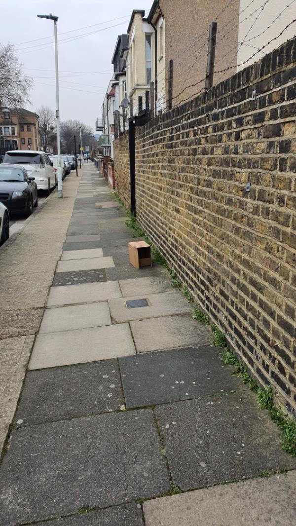 Box-8a Upton Avenue, London, E7 9PN