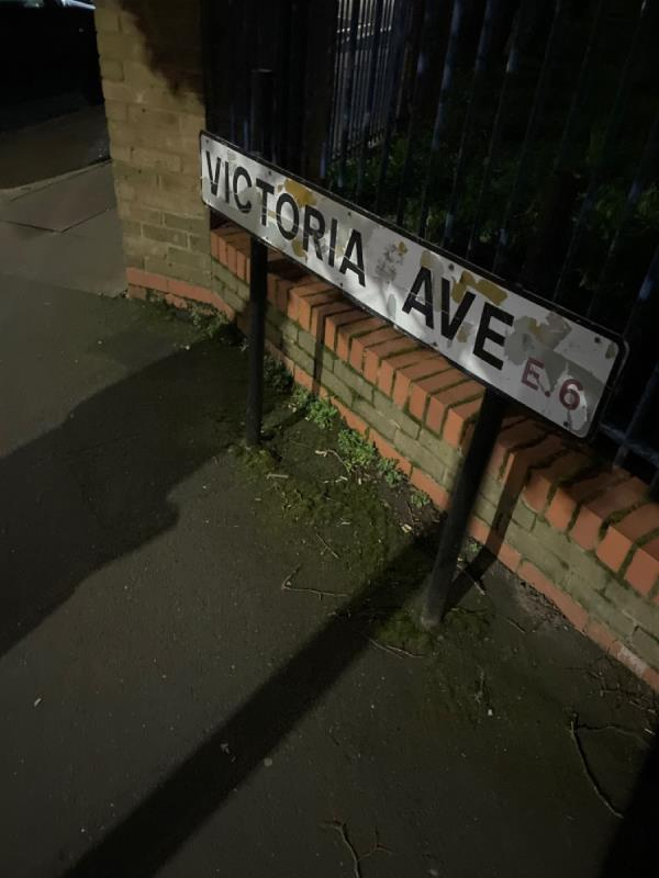 New name -165 Katherine Road, East Ham, E6 1ES
