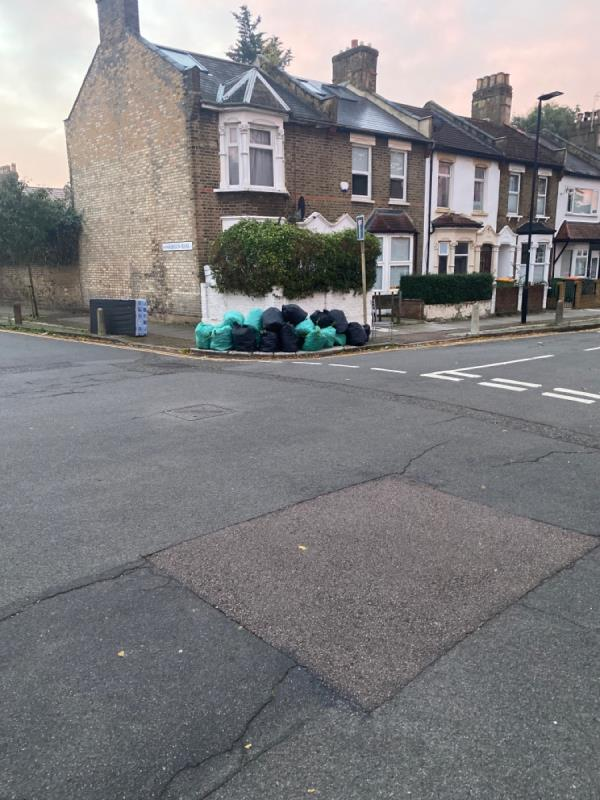 Various dumped items on harberson road image 1-57A Geere Rd, London E15 3PP, UK