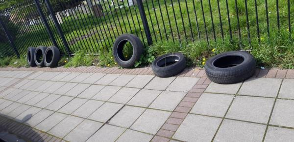 tyres-40-48 Chase Road, London, NW10 6PX