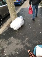Black bags and duvet  image 1-18 Sibley Grove, London, E12 6SE