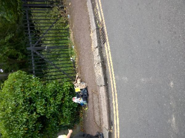 household waste-6 Skipsey Avenue, London, E6 6HW