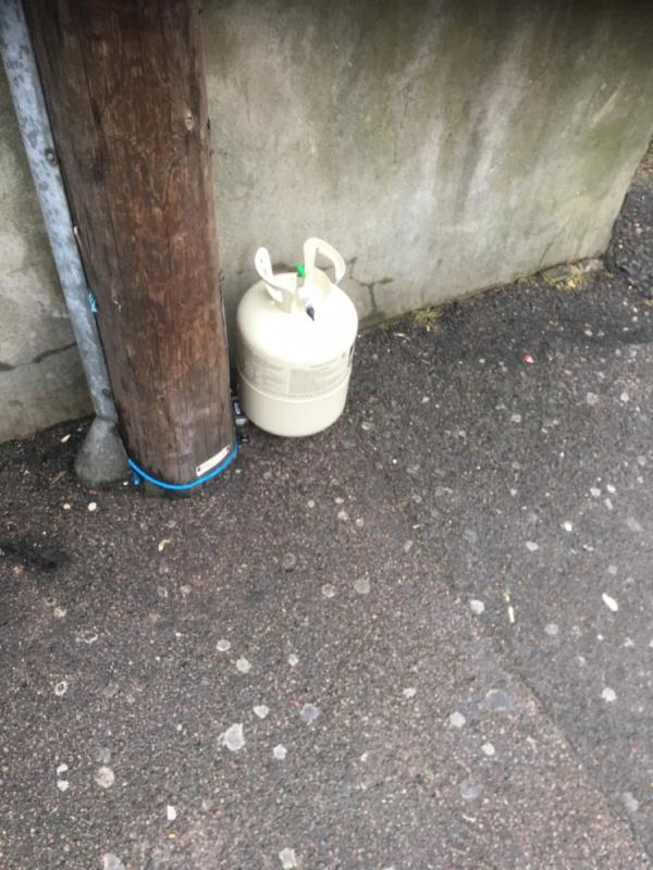 Rubbish -2 East Avenue, East Ham, E12 6SQ