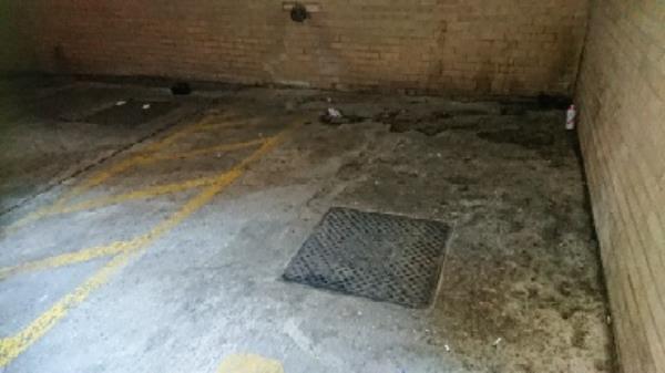Garrard street parking space -Garrard House, 30 Garrard Street, Reading, RG1 1NR