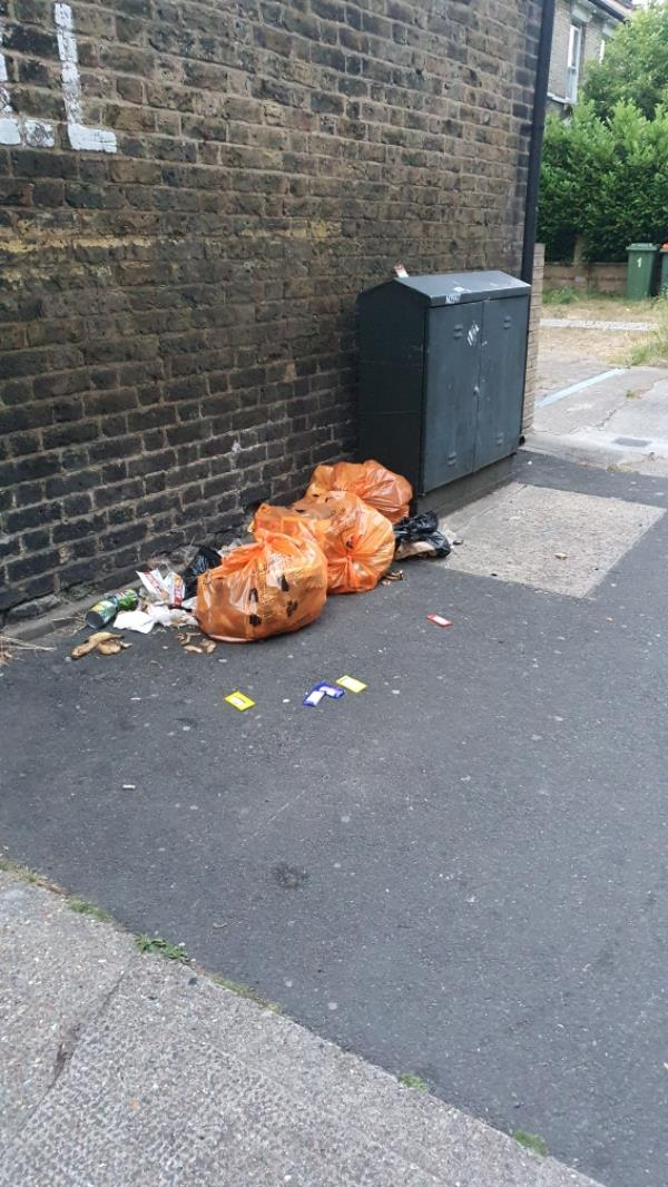 bags-1a Osborne Road, London, E7 0PJ