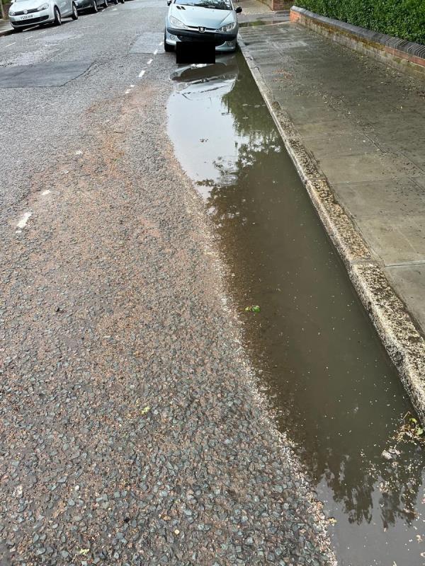 Blocked drain-20 Osborne Road, Finsbury Park, N4 3SF