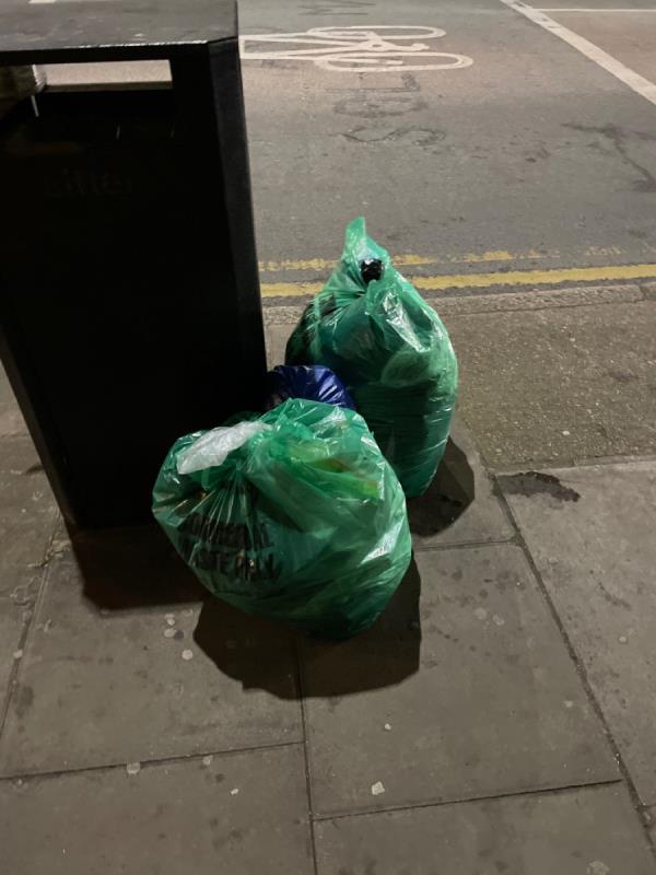 Rubbish  image 1-6 Onyx Mews, London E15 4HU, UK
