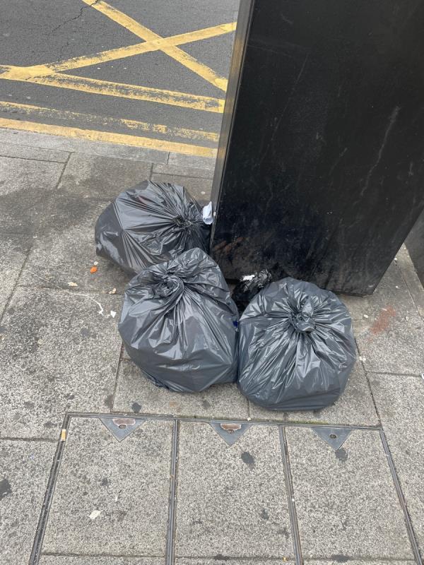 Rubbish-228 High St N, London E12 6SB, UK