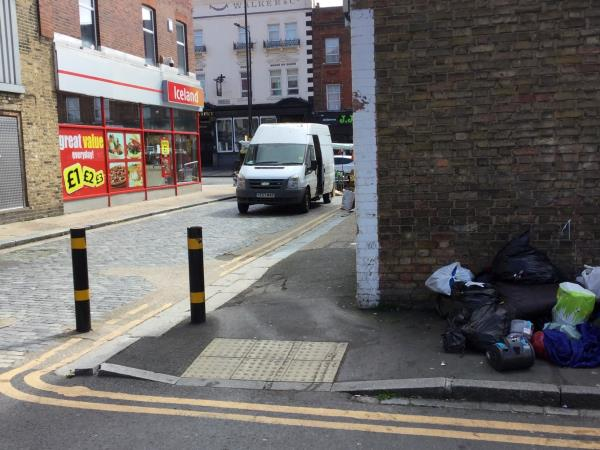 Off barking road at the back of Iceland image 1-3 Kelland Rd, Plaistow, London E13 8DS, UK