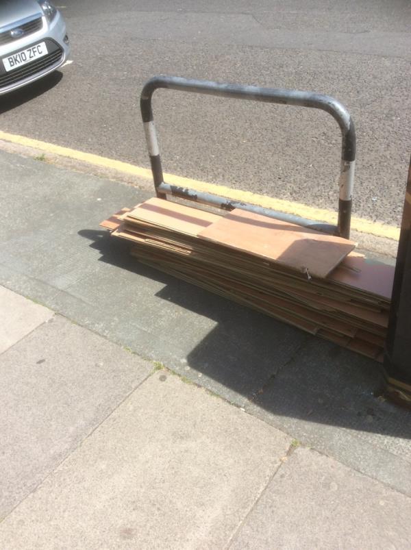 Footpath  image 1-10 Leywick Street, London, E15 3DD