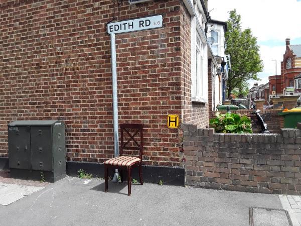 old furniture -199a Plashet Grove, East Ham, E6 1BX