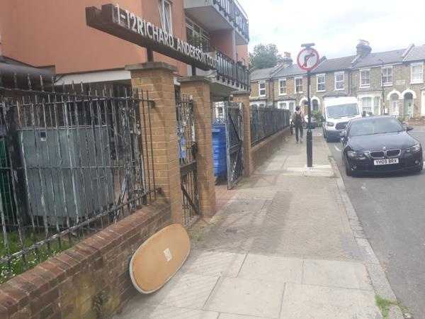 done.-Richard Anderson Court Monson Road, New Cross Gate, SE14 5RD