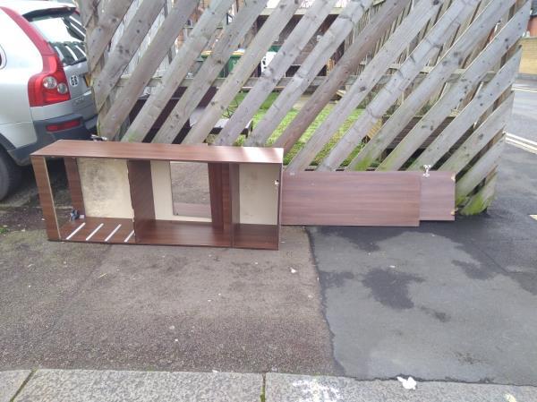 old wardrobes-1b Durham Road, London, E12 5AY