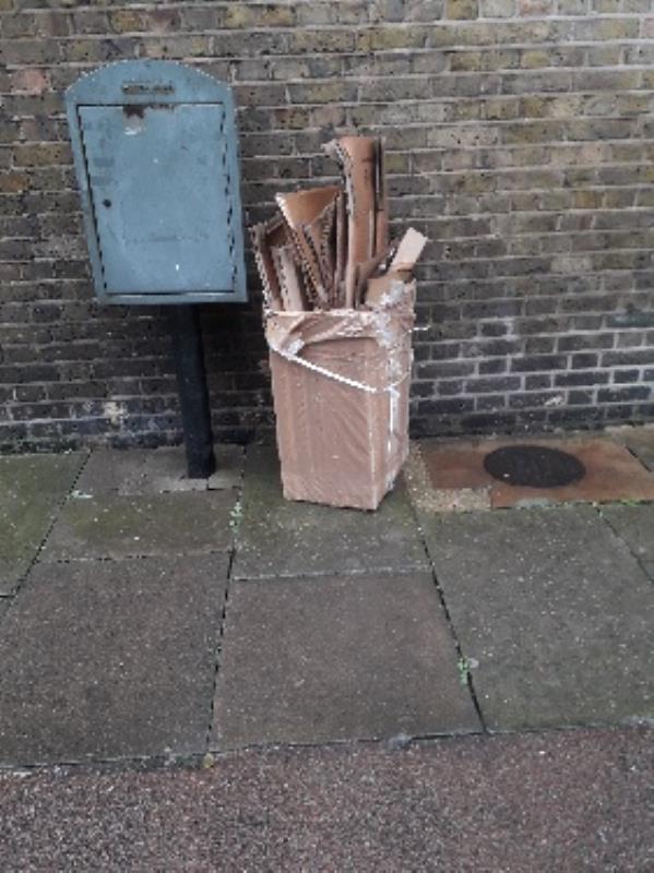 cardboard -104d Portway, London, E15 3QJ