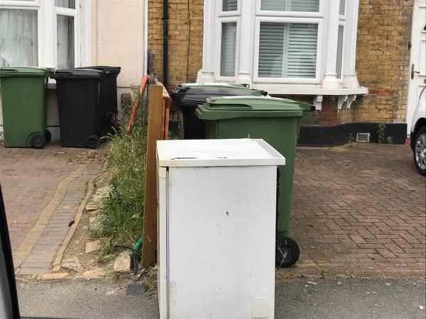 Outside 16 Laleham Road -19b Laleham Road, London, SE6 2HT