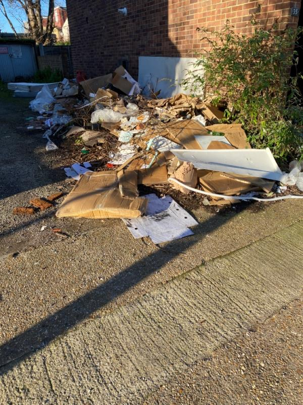 Dumped -58 Maryland Square, London, E15 1HE