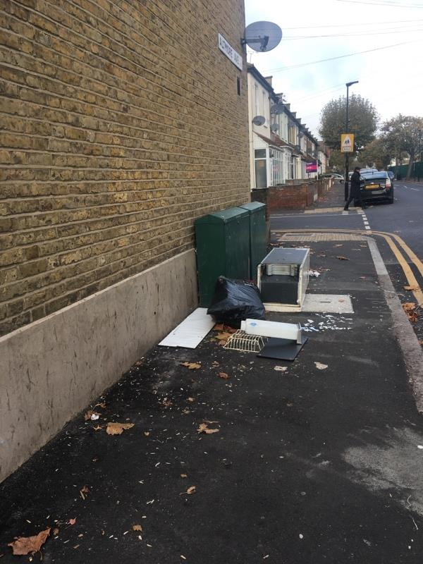 Altmore ave corner of kempton rd-112 Kempton Road, London, E6 2BY