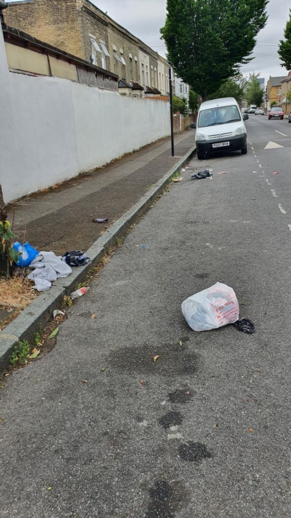 Bags-42 Salisbury Road, London, E7 9JX