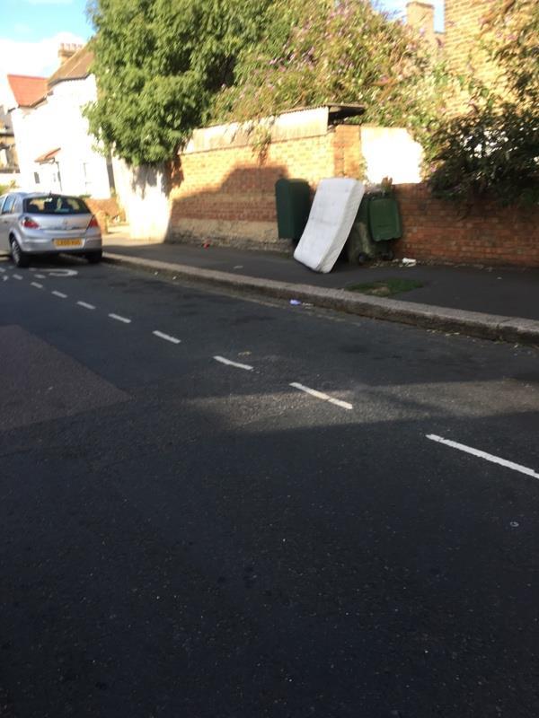 Bed mattress -16 Stukeley Road, London, E7 9QR