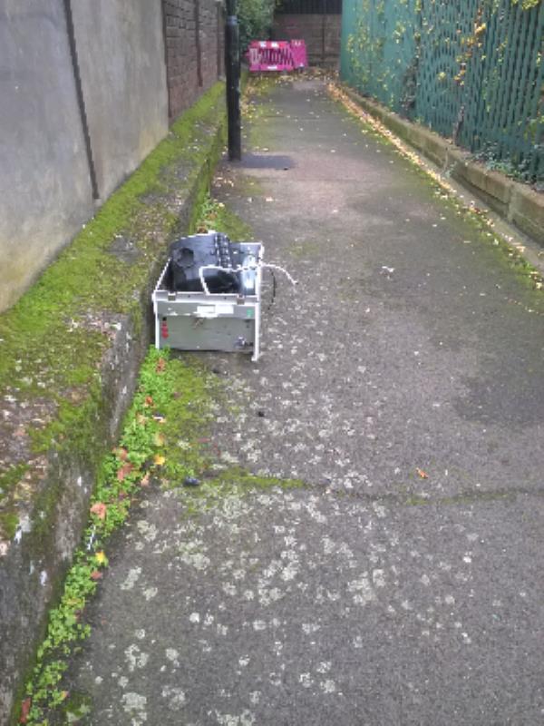 boiler-47 Park Road, London, E15 3QP