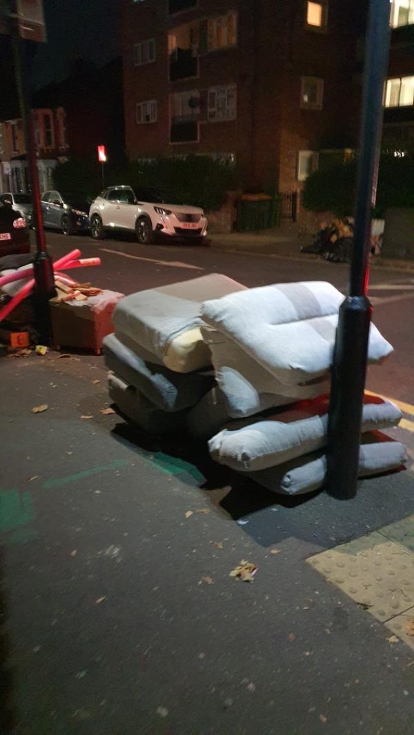 Cushions -5 Sandringham Rd, London E7 8ED, UK