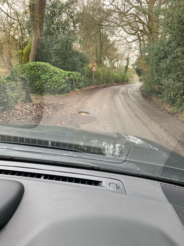 Pothole-Burton Mill Cottage Burton Park Road, Duncton, GU28 0JR