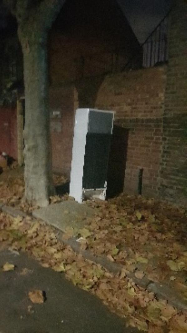 fly tipping dangerous for local school, children-178 Green Street, London, E7 8JT