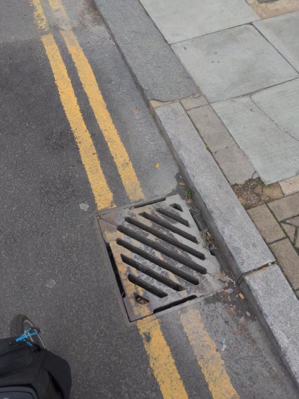 Blocked drain-226 Hither Green Lane, London, SE13 6RT