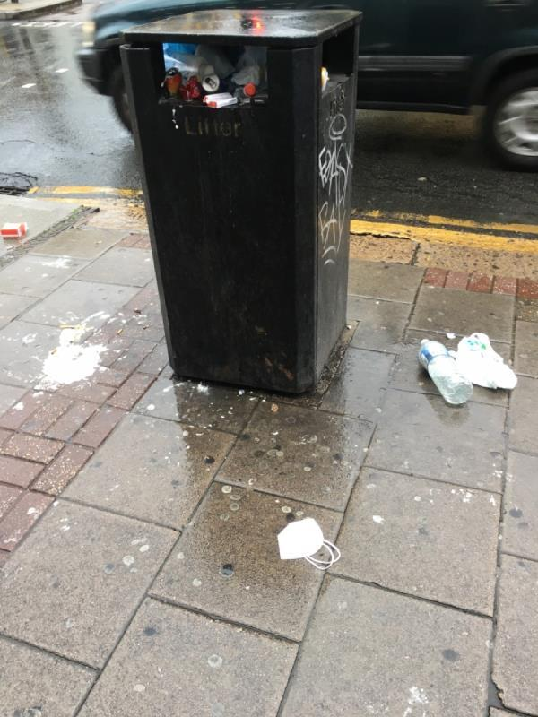 Rubbish -230A High St N, Manor Park, London E12 6SB, UK