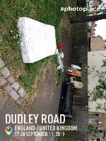 fly tip  image 1-78 Dudley Road, London, UB2 5AS