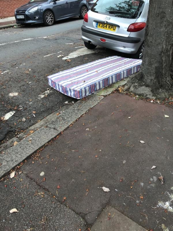 Mattress -16 Credon Road, London, E13 9BJ