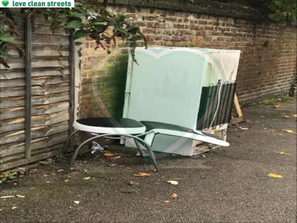 Please clear a mattress-2 Cudham Street, London, SE6 2JA