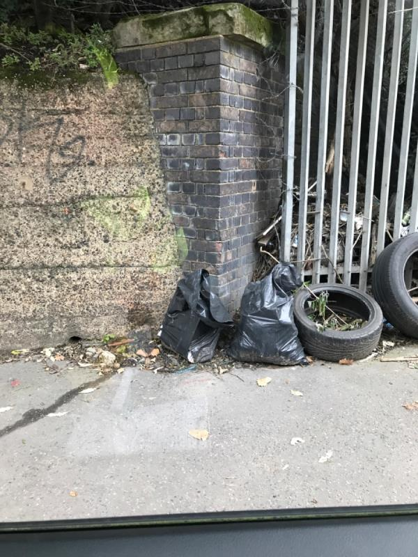 Bags Of Rubble Mercury way-Connell Court, 13 Myers Lane, New Cross Gate, SE14 5RR
