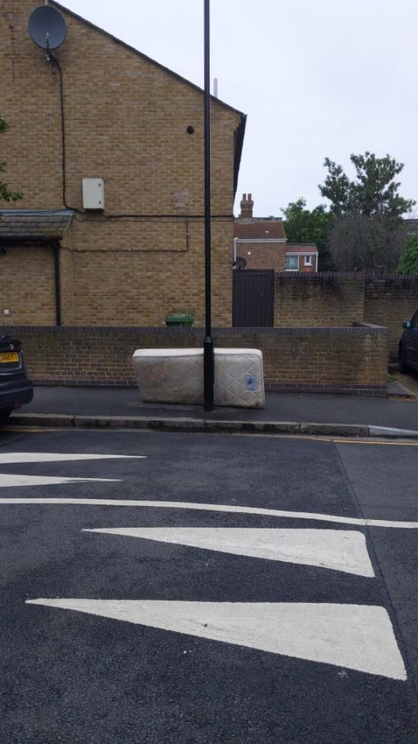 Mattress-51 Skeffington Road, East Ham, E6 2NA