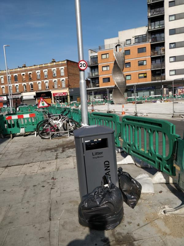 Flytipping-49b Leytonstone Road, London, E15 1SA
