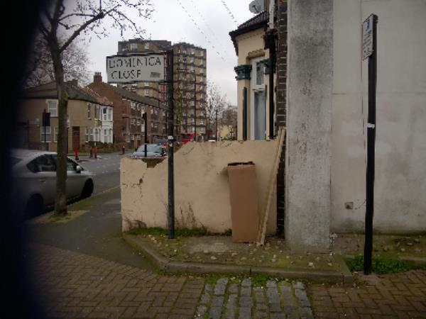 box -55 Boundary Road, London, E13 9PS