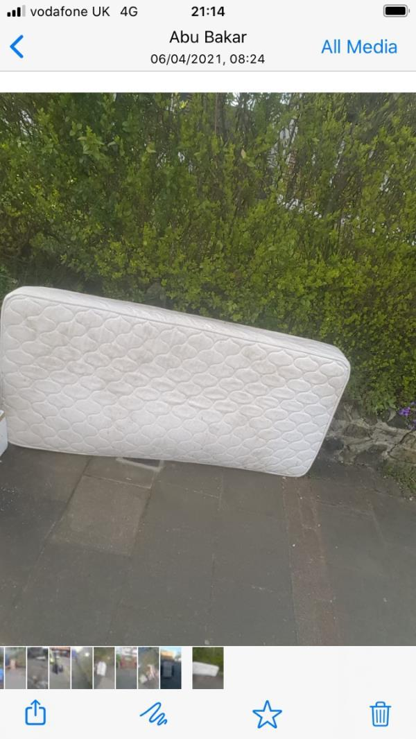 Mattress-34 Saint Mildreds Road, London, SE12 0RA