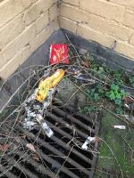 Used drug needles  image 1-Windermere House, 47 New Walk, Leicester, LE1 6TE