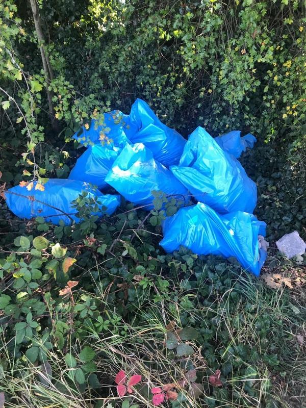 Fly tipping-140 Capel Road, London, E7 0JT
