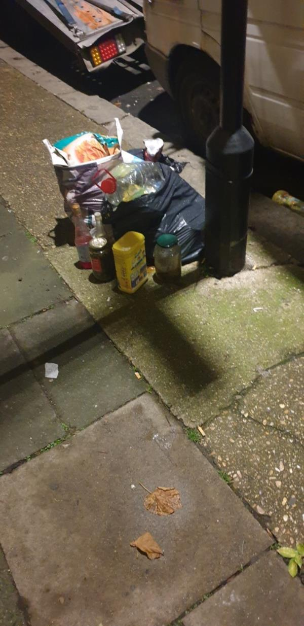 flytipping-53 Whyteville Road, London, E7 9LP