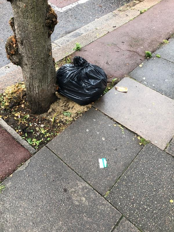 Fly tipping-6a Flanders Rd, East Ham, London E6 6DU, UK