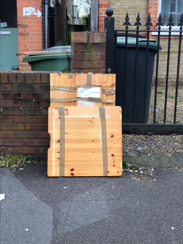 West mobile wood -15 Honor Oak Park, London, SE23 1DZ