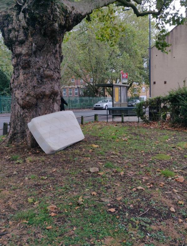 abandoned double mattress image 1-1 Chesterton Terrace, Plaistow, E13 0DG