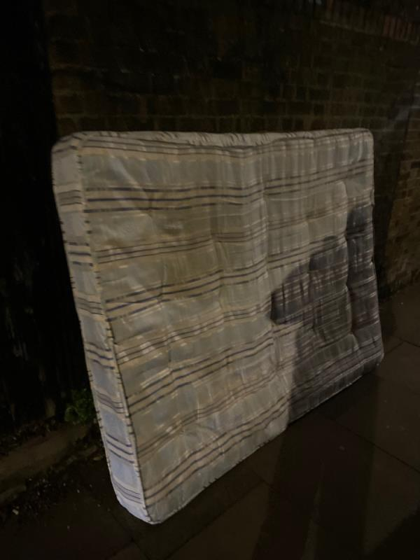 Mattress on Tunmarsh Lane -10 Kingsland Road, London, E13 9PA