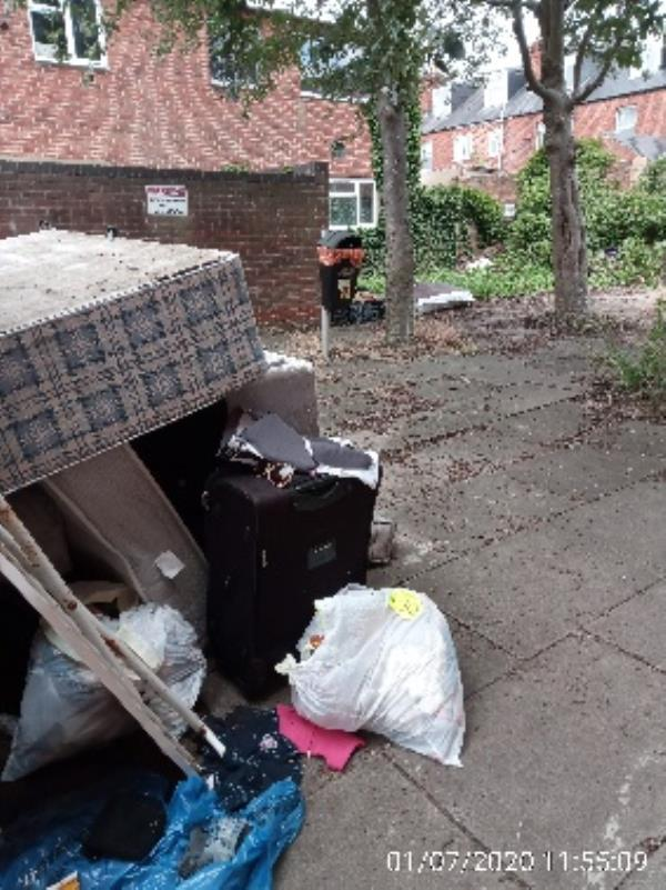 To the rear of 21_29 Spring terrace has been investigated can be collected -63 Essex Street, Reading, RG2 0EH