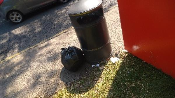 Flytipped household waste no evidence taken  image 1-160 Kentwood Hill, Reading, RG31 6DL